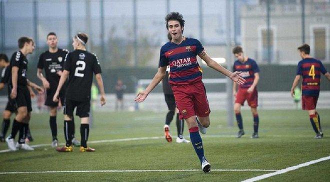 Манчестер Сити приобретет капитана юношеской команды Барселоны