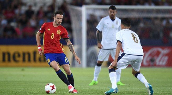 Сауль оформил хет-трик в ворота Доннаруммы божественным ударом на Евро-2017 U-21