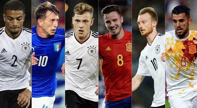Символическая сборная Евро-2017 U-21: шесть чемпионов и звездные испанцы