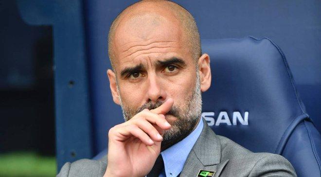 Гвардіола не візьме на збори 4-х гравців, вартістю  у 100 млн фунтів, – Daily Mail