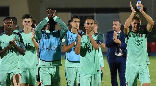 Євро-2017 U-19: Португалія вирвала нічию у Швеції, Чехія обіграла Грузію та вийшла у півфінал