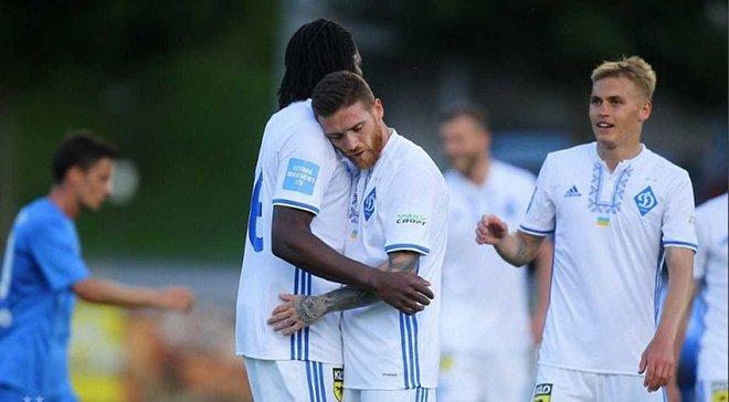 Динамо – Ваккер – 3:0 – Відео голів та огляд матчу