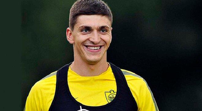 Будковский подтвердил, что переходит в клуб из Бельгии