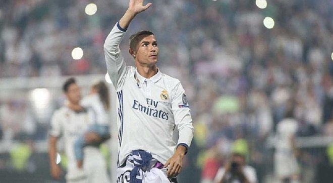 Роналду вирішив залишитися в Реалі, – AS