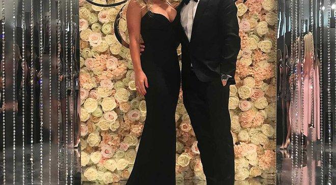 Воронин с женой побывал на свадьбе российского хоккеиста НХЛ Овечкина