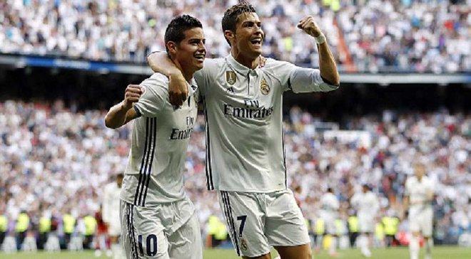 Хамес має пропозиції від 6-ти топ-клубів, однак Реал хоче надто велику суму