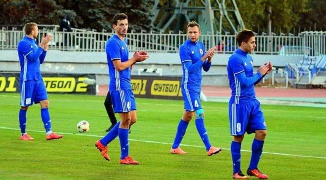 Маріуполь переграв Чорноморець у товариському матчі