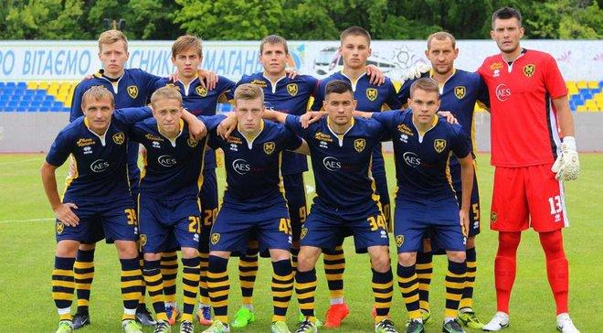 Вратарь Металлурга Теленков напал на арбитра в матче Кубка Украины
