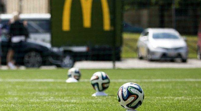 McDonalds може розірвати спонсорський контракт з ФІФА до старту ЧС-2018 у Росії