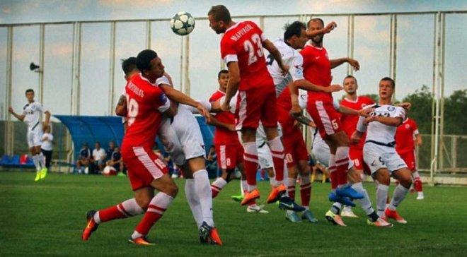 Чорноморець – Маріуполь – 1:3 – Відео голів та огляд матчу