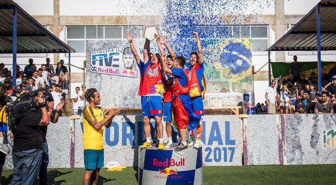 Neymar Jr's Five: Румунія перемогла у світовому фіналі, а Україна опинилась серед 16-ти найкращих команд
