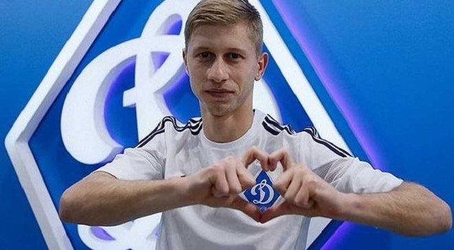 Федорчук: Про перехід у Динамо не шкодую