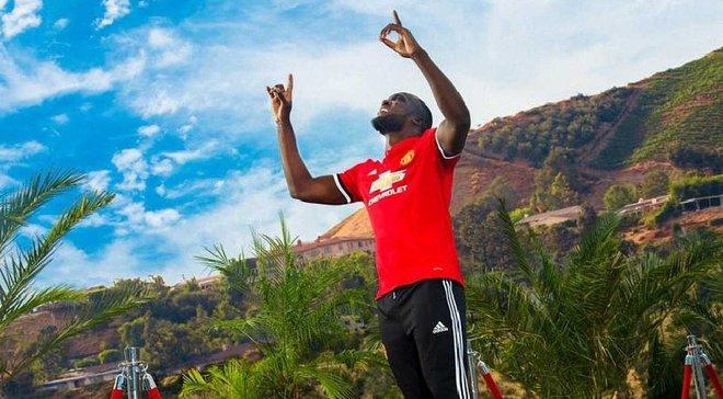 Лукаку виступатиме в Манчестер Юнайтед під номером Ібрагімовіча