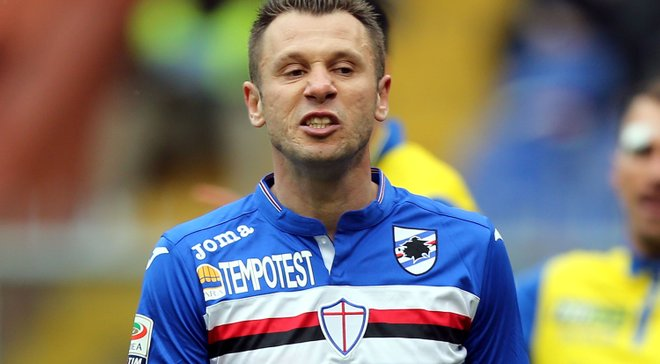 Кассано став гравцем Верони
