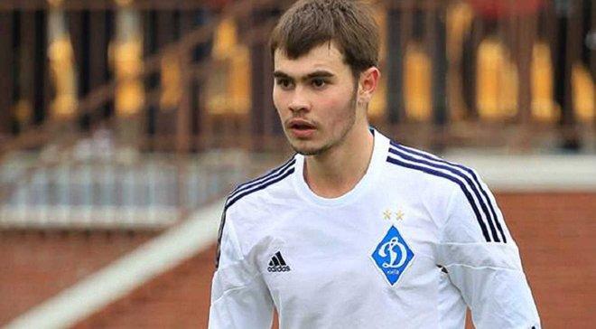 Нападник Динамо Щебетун став гравцем Сталі