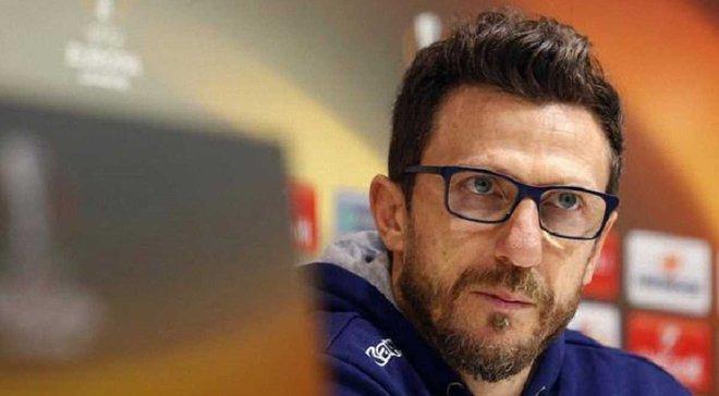 Ді Франческо: Ромі потрібен лівоногий вінгер, а у Серії А немає підходящих кандидатур
