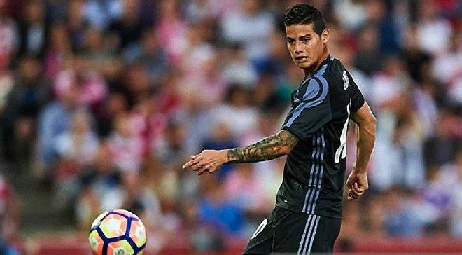 Хамес попрощався з Реалом, згадавши найкращі моменти своєї кар'єри у Мадриді