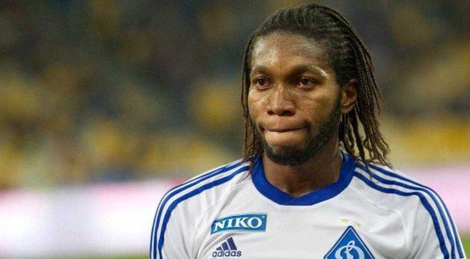 Мбокані: Повернувся в Динамо, щоб грати у футбол