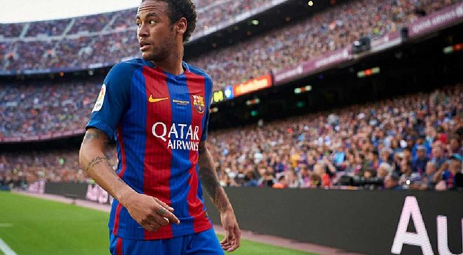 ФІФА визнала трансфер Неймара в Барселону законним