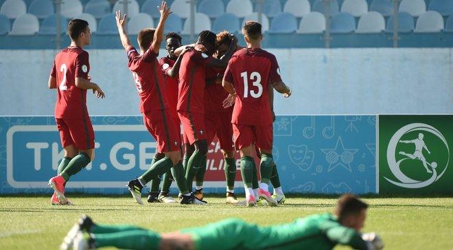Португалія вийшла у фінал Євро-2017 U-19 завдяки голкіперу Нідерландів