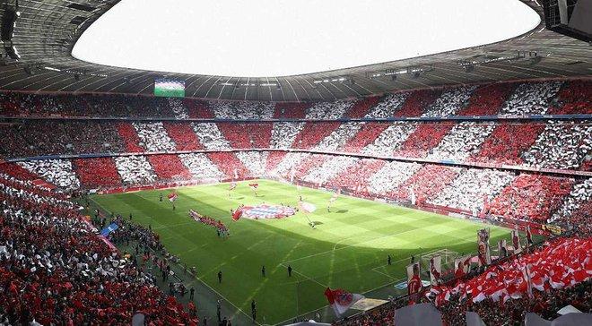 """Баварія розірвала контракт з Мюнхеном 1860 щодо оренди """"Альянц-Арени"""""""