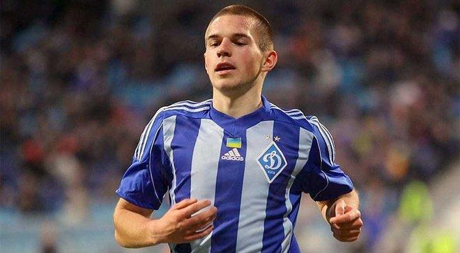 Михайличенко став гравцем Сталі