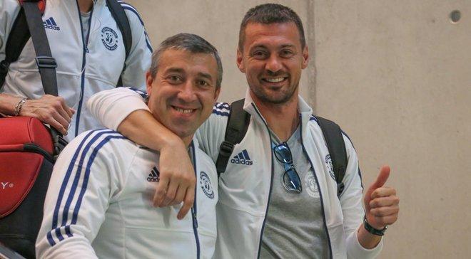 Милевский прибыл на матч Лиги Европы в составе Динамо Брест