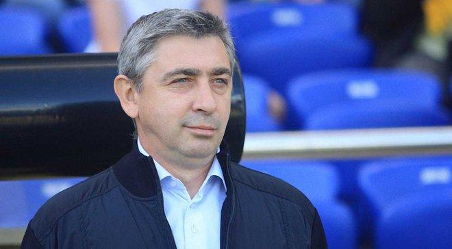 Севідов: Рівень чемпіонату ще не на самому дні