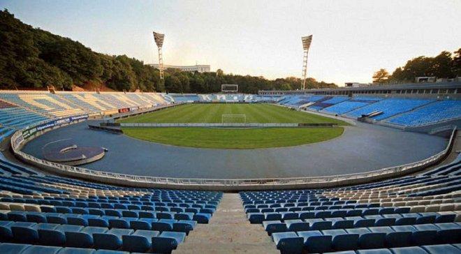 Матч Динамо – Черноморец состоится без зрителей