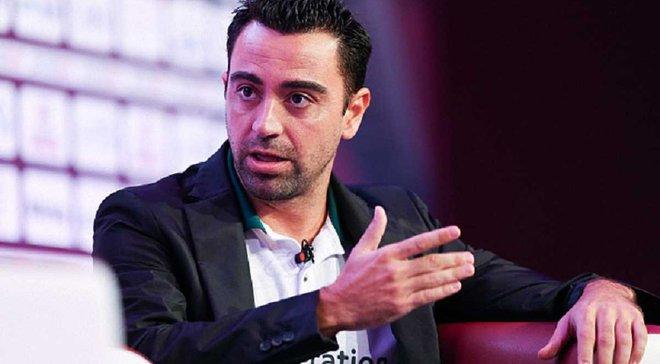 Хаві: Тренувати Барселону – це моя мрія