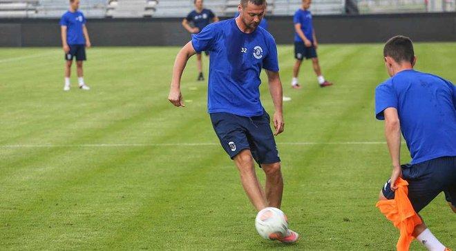 Милевский сыграл в Лиге Европы, а его Динамо спаслось против Альтаха