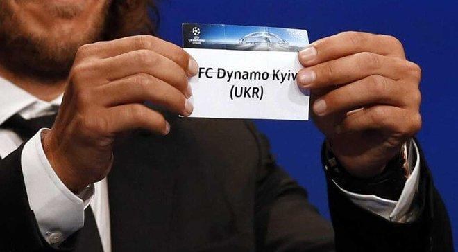 Лига чемпионов: результаты жеребьевки 3-го квалификационного раунда