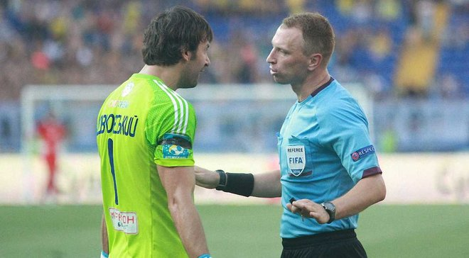 Госпогранслужба готова проверить футбольных арбитров из оккупированного Крыма – Вакса и Жабченко