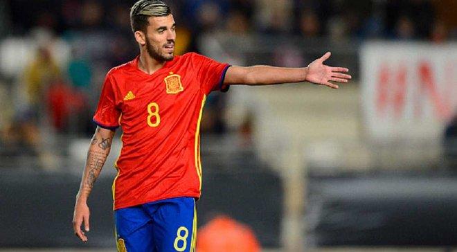 Дани Себальос – игрок Реала