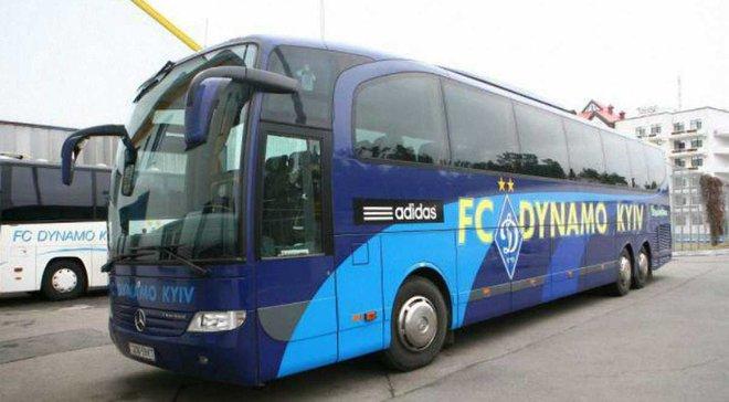 Динамо прибыло в Одессу