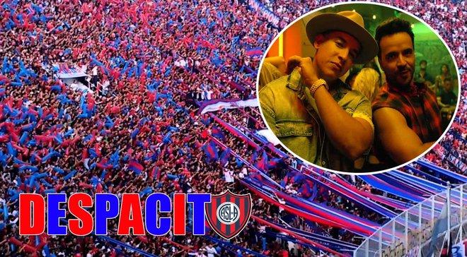 Как музыкальный хит Despacito ворвался в футбольный мир