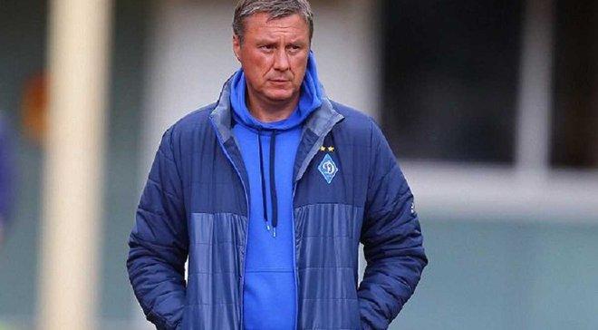 Хацкевич: Зараз непростий час для України – і для футболу зокрема