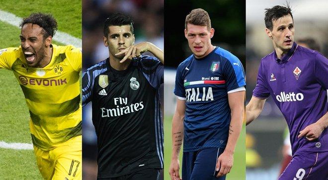Мілан завершить трансферну кампанію, придбавши топ-форварда – є 4 кандидати