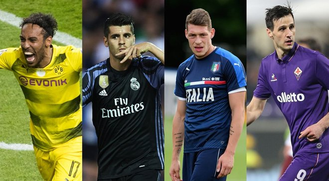 Милан завершит трансферную кампанию, купив топ-форварда – есть 4 кандидата