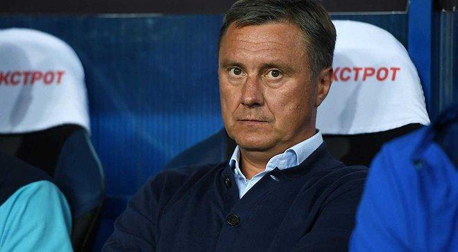 Хацкевич: Кращих футболістів у Динамо немає, але у новий сезон вступаємо з оптимізмом