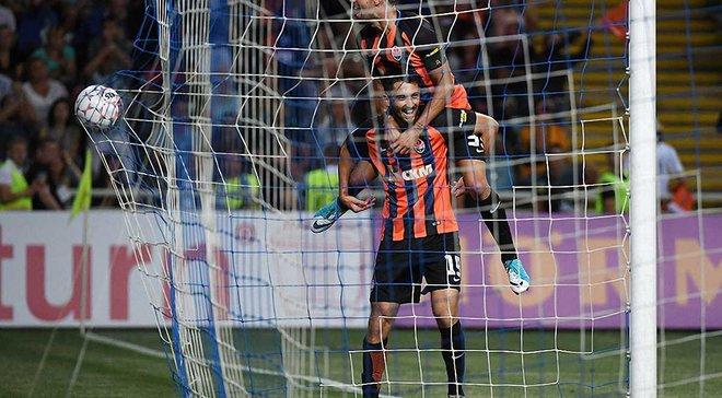 Топ-новини: Динамо програло Шахтарю офіційний дебют Хацкевича, Коноплянка приніс перемогу Шальке