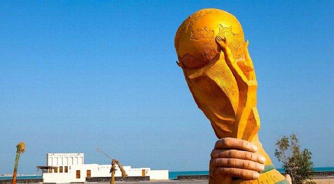 6 країн просять ФІФА відібрати у Катару ЧС-2022