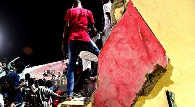 8 человек погибли в результате трагедии на стадионе в Сенегале
