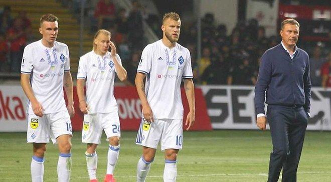 Кузнецов: У Динамо ставка на Лигу чемпионов, Суперкубок ни был в приоритете