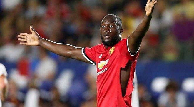 Манчестер Юнайтед розтрощив Лос-Анджелес, а Лукаку тричі сконфузився у дебютному матчі