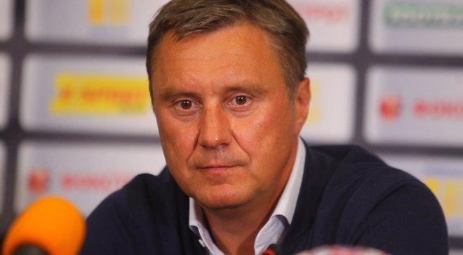 Шевчук назвав головну помилку і причину поразки Хацкевича  у матчі Шахтар – Динамо
