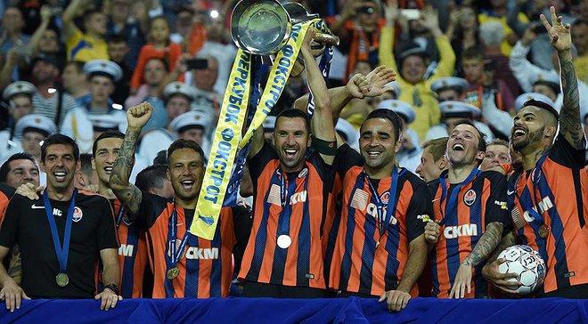 Шахтар завоював вже 30-й трофей за часів незалежності України