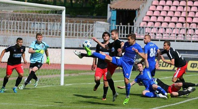Маріуполь – Верес – 0:0. Відеоогляд матчу