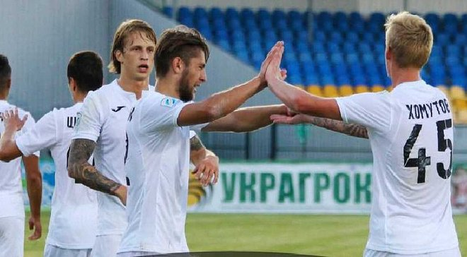 Александрия – Олимпик – 0:2. Видео голов и обзор матча