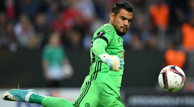 Ромеро продовжив контракт з Манчестер Юнайтед